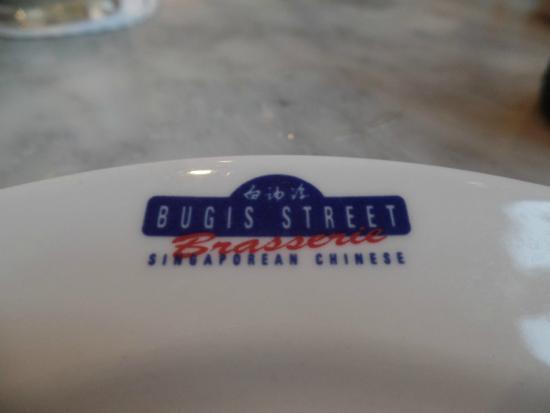 Bugis Street Brasserie: Plates