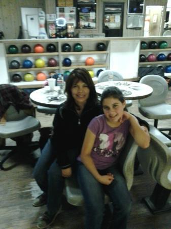 Fun times at the Bowling Barn