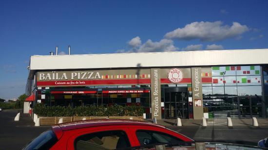 baila pizza niort restaurant avis num ro de t l phone photos tripadvisor. Black Bedroom Furniture Sets. Home Design Ideas
