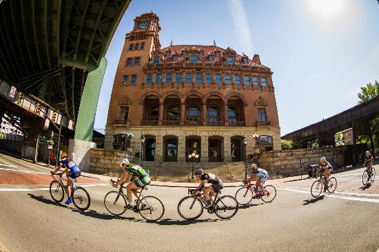 The UCI Road World Championships Race Into Richmond in September