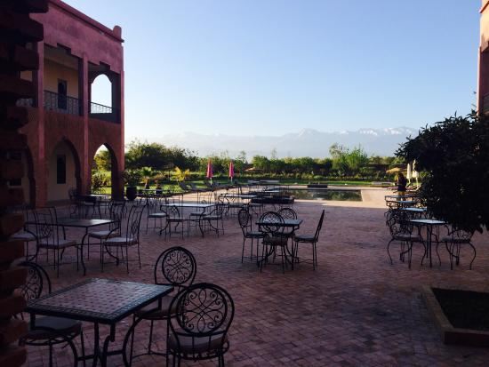 kasbah Caracalla : Morning