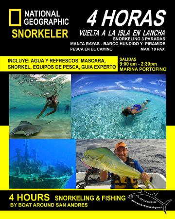 San Andres Diving & Fishing