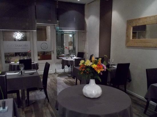 Aromatique Restaurant : Restaurant
