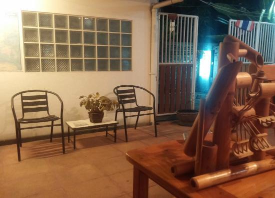Hostelling International Bangkok (Bangkok International Youth Hostel) : Relaxing area