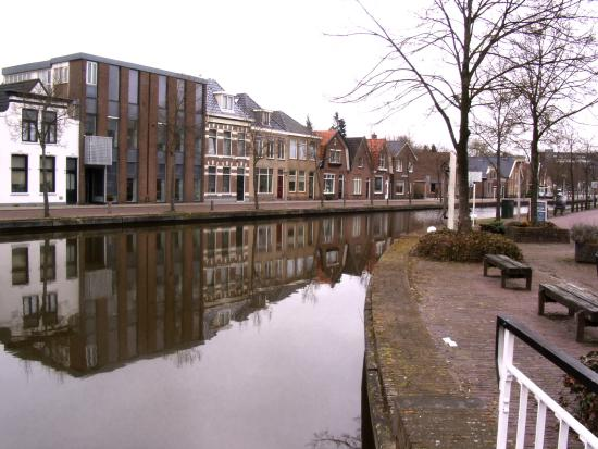 Picturesque Town Of Meppel, Netherlands Editorial Photo - Image ...