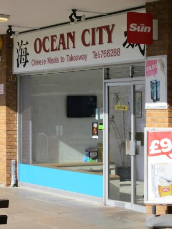 ocean city chinese takeaway Weymouth