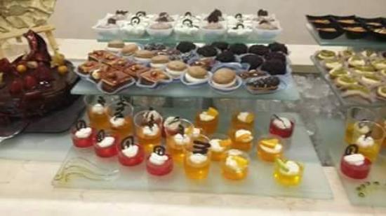 Mitsis Laguna Resort & Spa: desserts