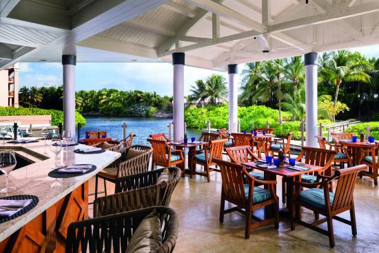The Ritz-Carlton Grand Cayman: Andiamo