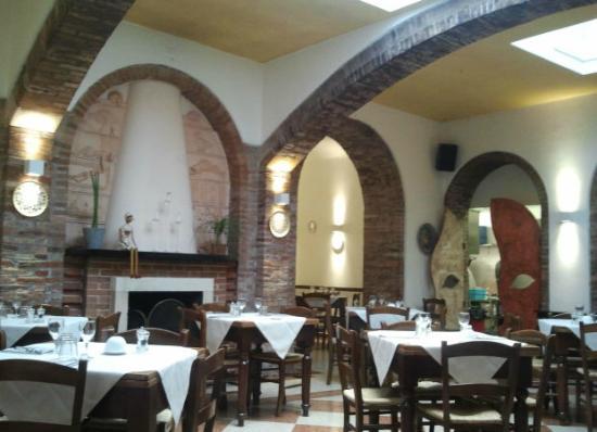 Interno del ristorante picture of antica casa della for Planimetrie della casa antica