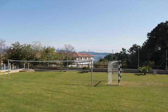 Aparthotel Villa Cabicastro: CAMPOS DE FUTBOL Y VOLEIBOL