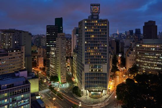 Hotel Novotel Sao Paulo Jaragua Convention: Fachada