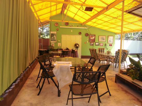 D'Lime Inn: Comedor area recreativa