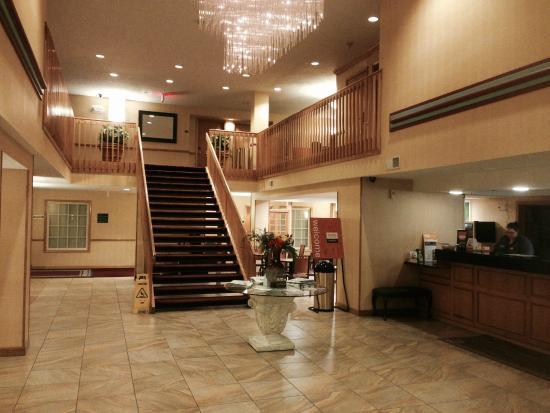 Comfort Inn Lafayette: Hotel Lobby