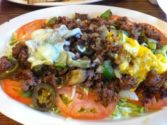 Burger Island: Salad