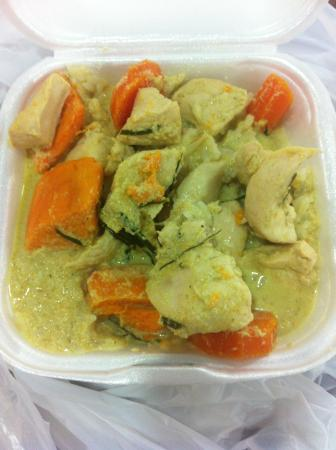 Jackie's Thai : Small Yellow Curry
