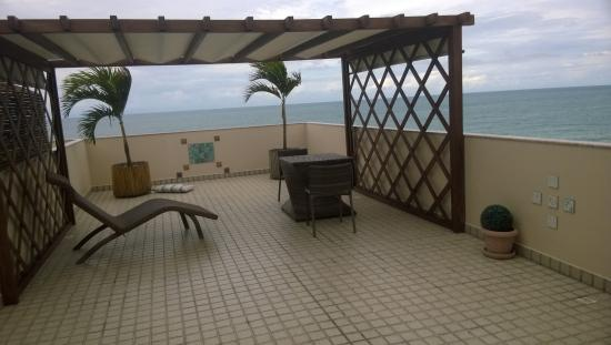 Balcon Terraza Suite De Lujo Con Vista Panoramica
