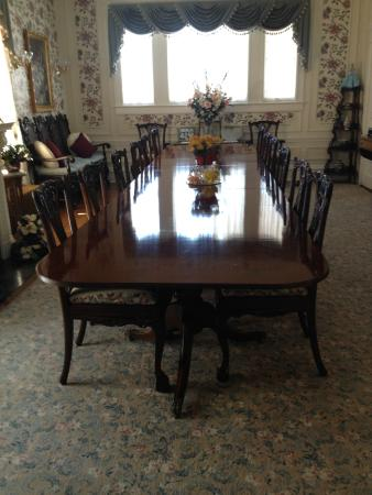 Rosehill Inn: Dining