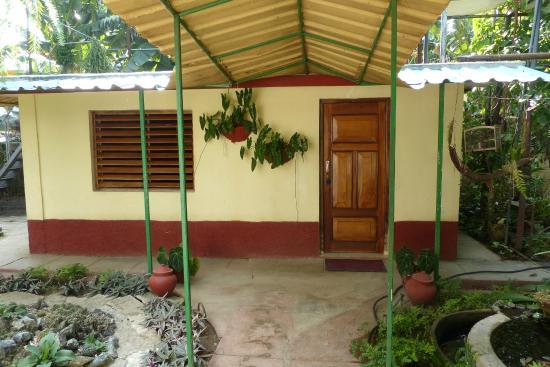 Das Gartenhaus Picture Of Hostal Refugio De Reyes Holguin