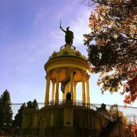 Hermann The German Monument