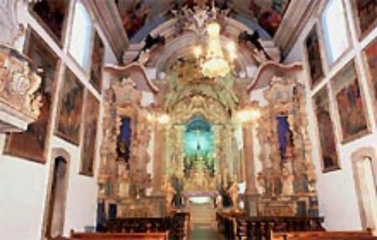 Resultado de imagem para imagem da basilica do senhor de bom jesus de matosinhos