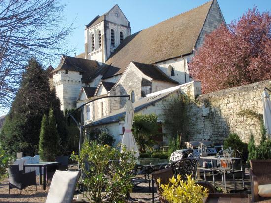 Hostellerie Val de Creuse: Autre vue de la petite maison