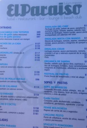 El Paraiso Restaurant And Beach Club Photo5 Jpg