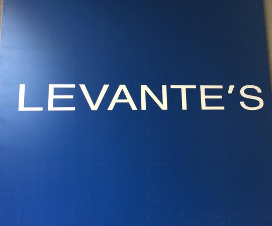 Levantes: CLOSED!!! What a loss: they had the *best* happy hour (excellent white meat sword fish), & their