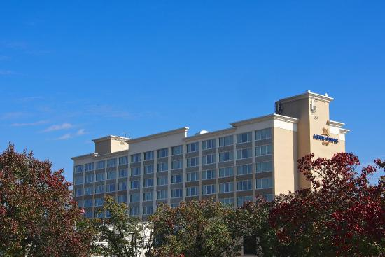 Metro Points Hotel - Washington North: Main tower