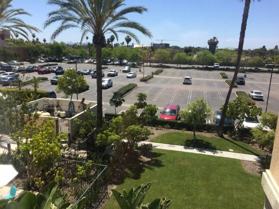 My View Picture Of Homewood Suites By Hilton Anaheim Main Gate Area Garden Grove Tripadvisor