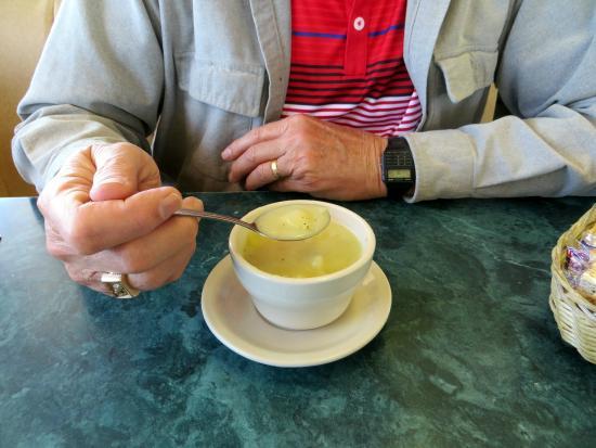 Oasis Restaurant: Cabbage Soup