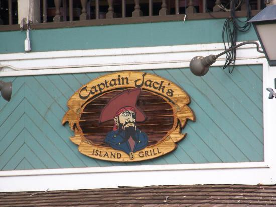 Captain Jack's Island Grill: Captain Jack's