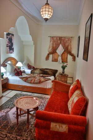 Riad Kalinka Lotus: Junior Suite AFRICA
