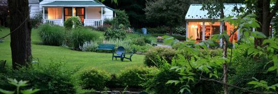 The Woodstock Inn on the Millstream: Grounds image for Trip Advisor