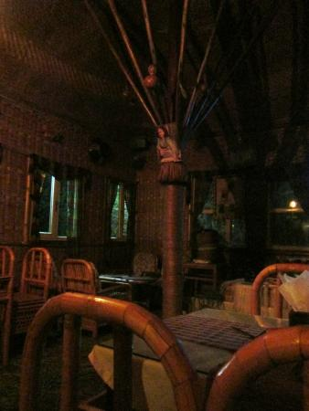 "Butajira, Etiyopya: Inside the ""traditional house"""