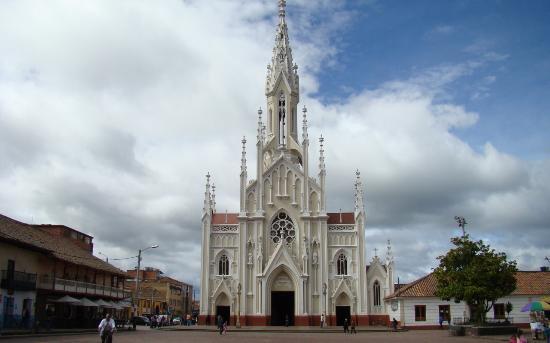 Basilica del Santo Cristo de Ubate