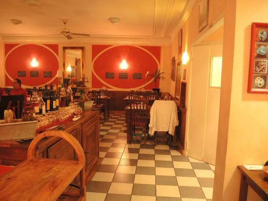 Hotel Restaurant Les Roches : Very good food and wonderful service