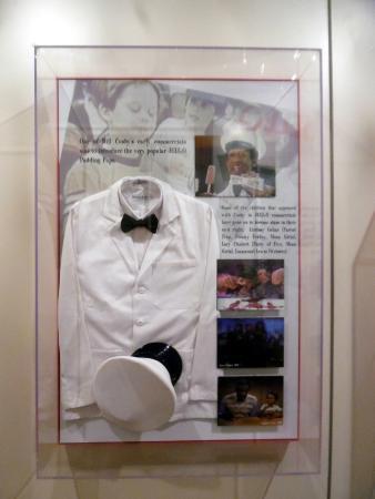 Jell-O Gallery Museum: Bill Cosby Jello exhibit