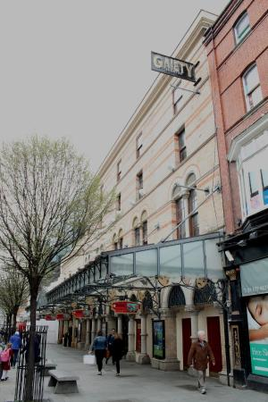 Gaiety Theatre: Street view, April 2015.