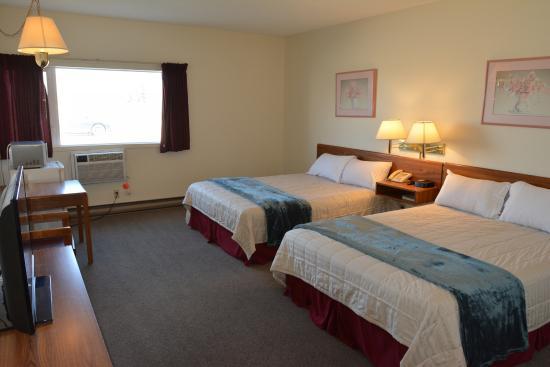 Whitewood Inn: Standard Double Queen