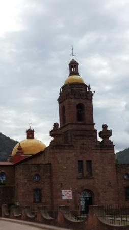 Copper Canyon, Mexico: San Ignacio Mission