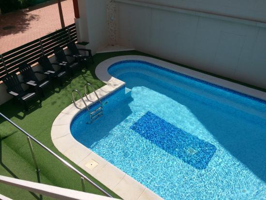 pinar del mar hotel piscina exterior