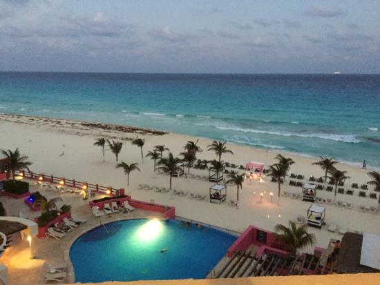 Hotel Nyx Cancun Vista Desde La Habitación