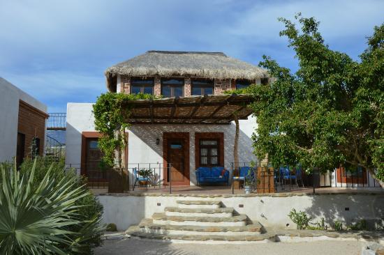 Baja California Sur, Mexiko: Villa Las Piedras