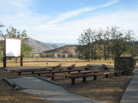 Tillie Creek Campground: Amphitheater