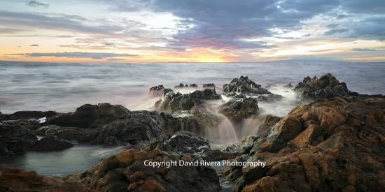 Kamaole Beach Park 3: Kihei Sunset