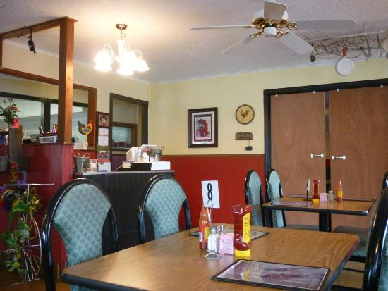 ... with Potato Salad - Picture of Red Rooster, Ozark - TripAdvisor