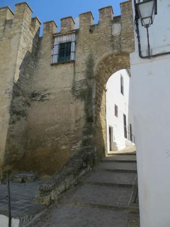 Segway Tours Vejer: Old Archway Vejer de la Frontera