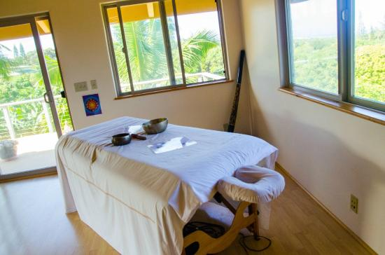 Paia, ฮาวาย: Jungle & Ocean views at our sanctuary studio!