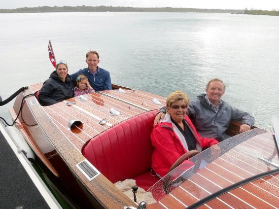 Noosa Dreamboats Classic Boat Cruises Picture