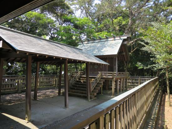Agatai Jinja Shrine